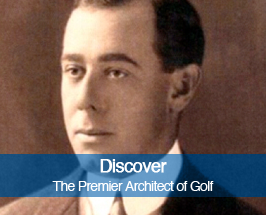 A.W. Tillinghast: Creator of Golf Courses: An in-depth look at the life and legend of A.W. Tillinghast, the first world-class golf course architect.