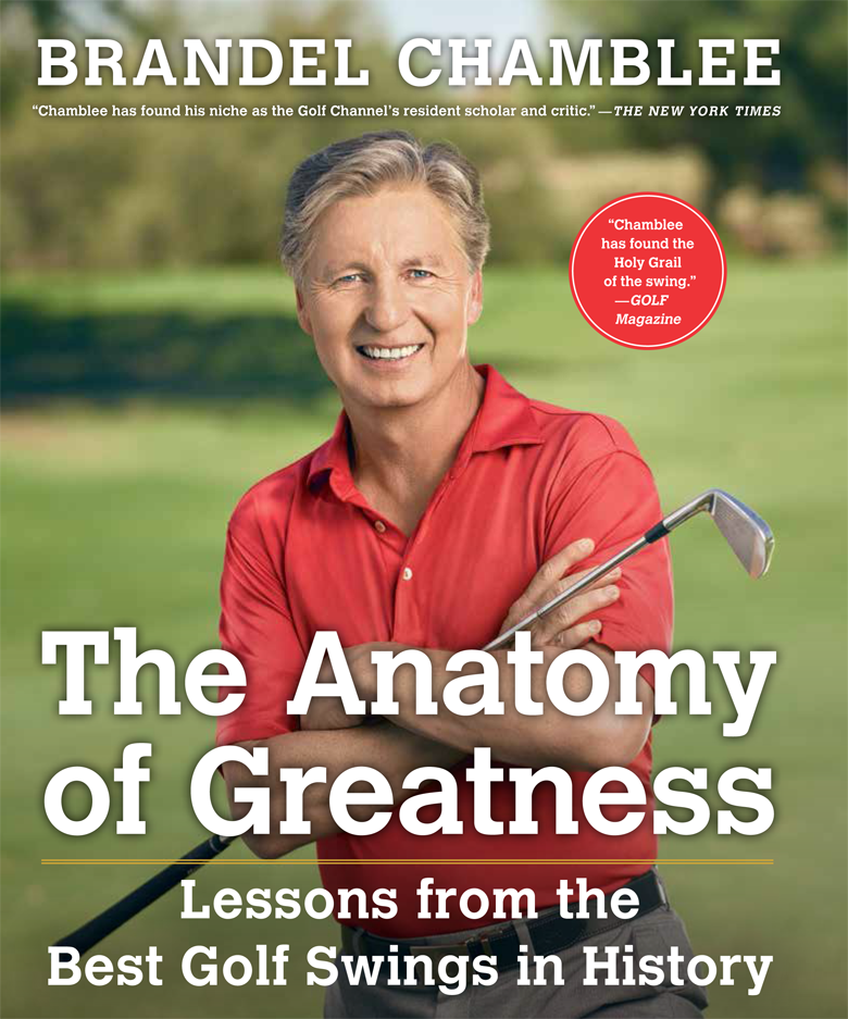 Anatomy of Greatness cover
