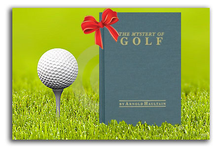 Holiday Gift Ideas For Avid Golfers - HOLIDAY GIFT IDEAS FOR THE AVID GOLFER - Classics Of Golf